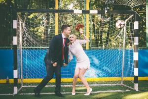10 Самая танцевальная свадьба