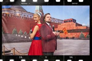 12 - Вечеринка Комсомольцы против Стиляг для Сбербанка