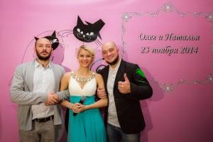4 Свадьба с Comedy Club
