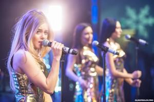 5 - Новогодний корпоратив в конгресс-холл Украина